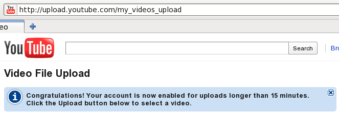 upload limit