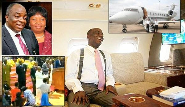 Image result for oyedepo private jet