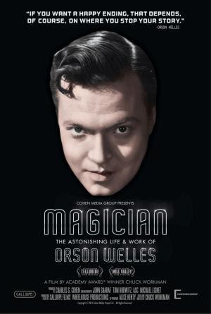 Orson Welles, el genio creador