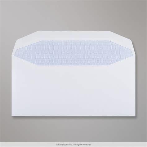 110x220 mm (DL) White Envelope   307   Simply Envelopes