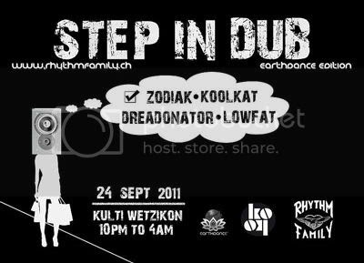 Step In Dub Earthdance
