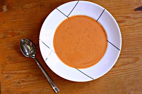 sweet tomato bisque