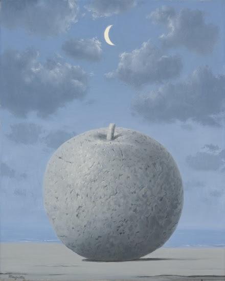 Rene Magritte, Souvenir de voyage (1962-63)