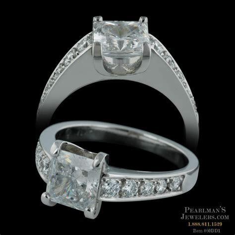 Michael Bondanza Platinum Diamond Pave Dakota Ring