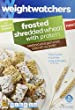 weightwatchers frosted shredded wheat with protein