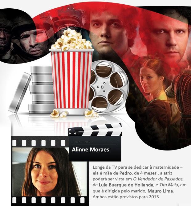 Filmes brasileiros 1 (Foto: Arte: Eduardo Garcia)