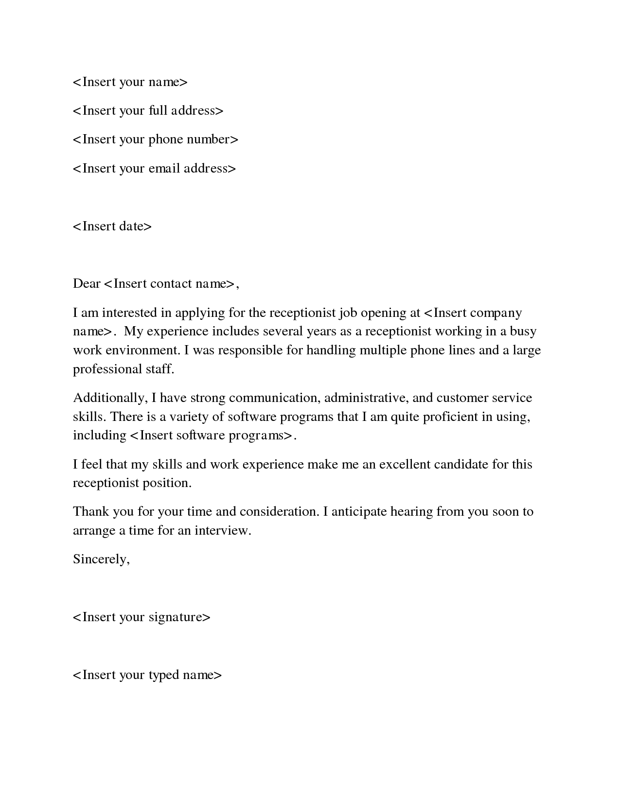 Sample Cover Letter For Zoo Internship Primary Display Most Effective