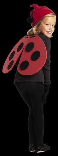 Lulu the Ladybug Costume