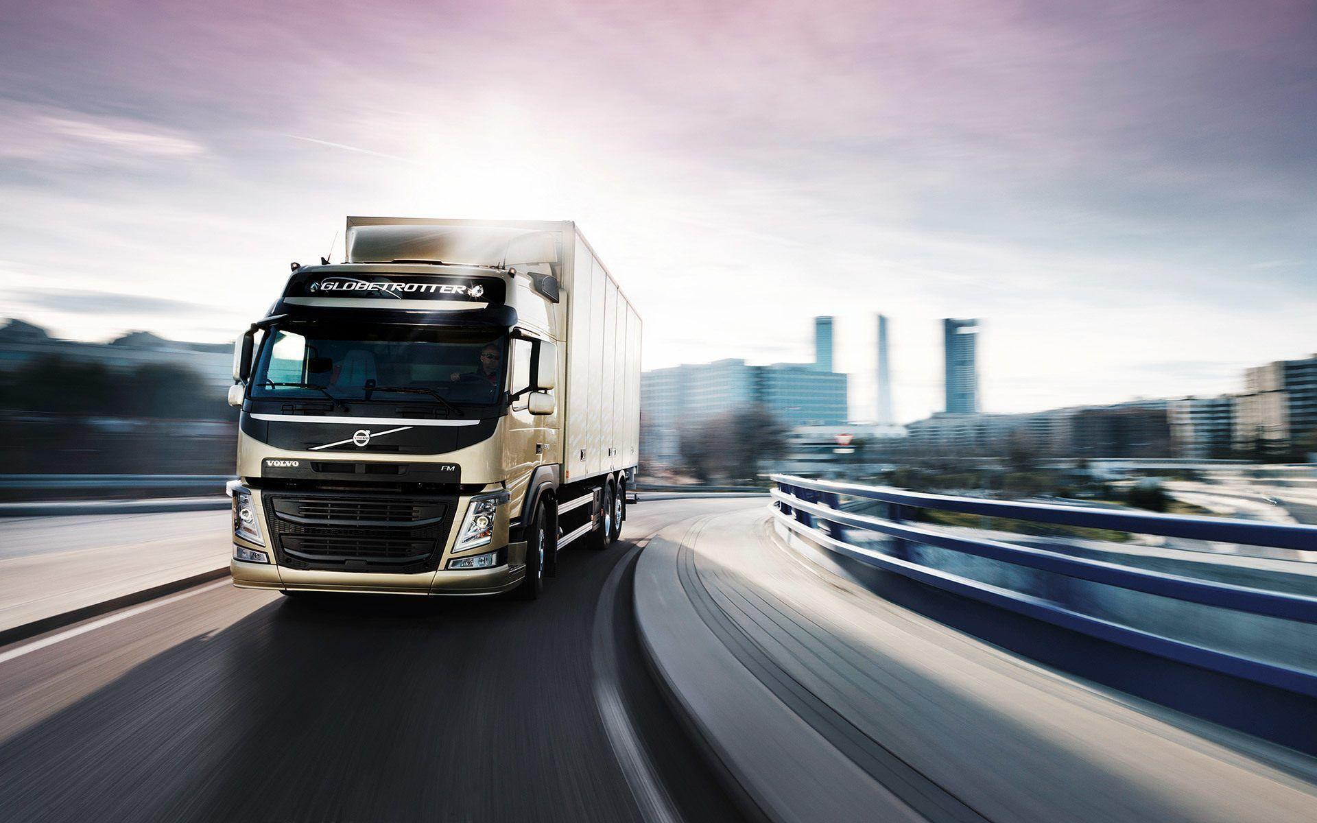 Volvo 2016 Truck Wallpapers  Wallpaper Cave