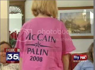 7th Grader McCain-Palin