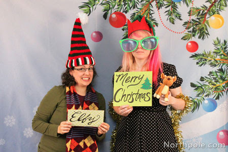 Craft Cottage Diy Christmas Party Photo Booth