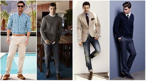 guide  mens dress codes   occasions  trend
