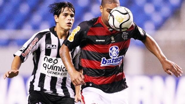 Fahel Botafogo Adriano Imperador Flamengo Campeonato Carioca 21/03/2010