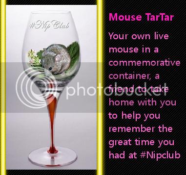 mouse tar tar