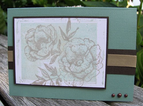 Etched Flowers