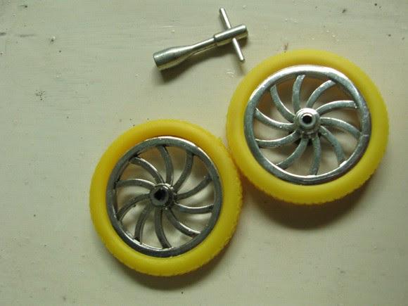 mini spare parts