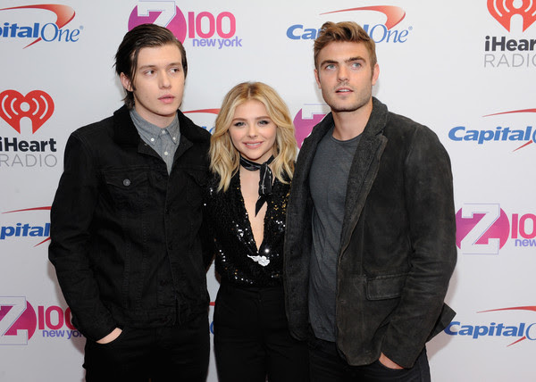 Z100's Jingle Ball 2015 - Backstage