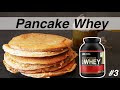 Recette Pancakes Whey