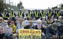 Rising anti-US sentiment on Okinawa ahead of military base referendum