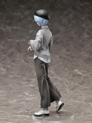 Neon Genesis Evangelion: Ayanami Rei