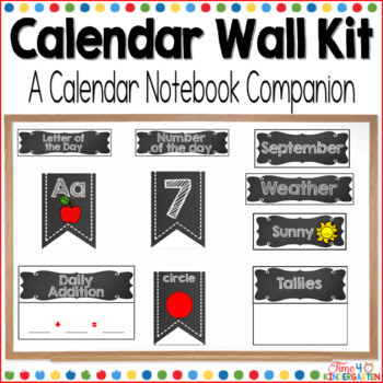 calendar wall, kindergarten calendar time, daily math, calendar review