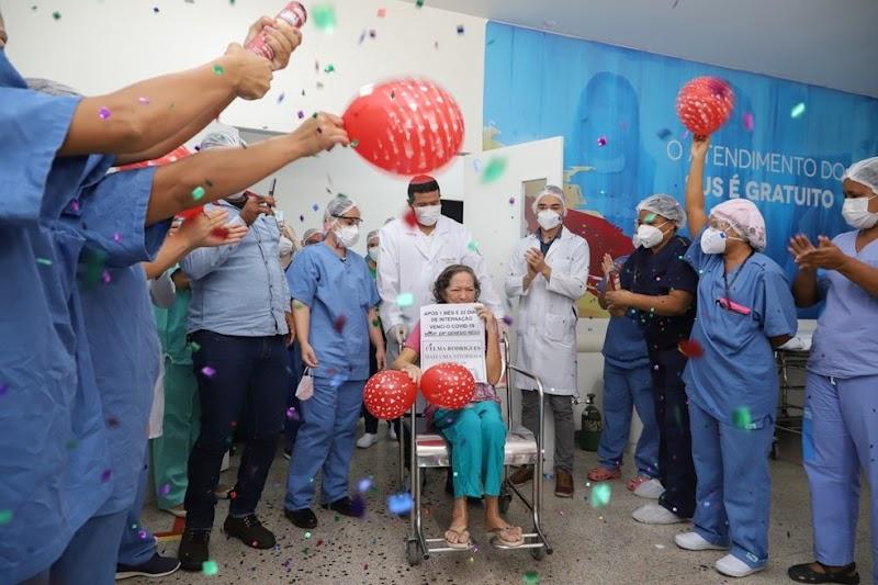 Maranhão tem mais 1.650 pacientes curados do novo coronavírus em 24h