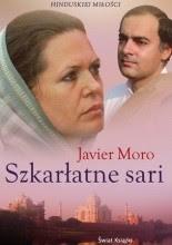 Szkarłatne sari - Javier Moro