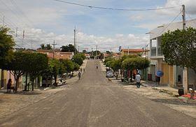 Rua Coronel Epifânio Fernandes - Marcelino Vieira, Rio Grande do Norte.