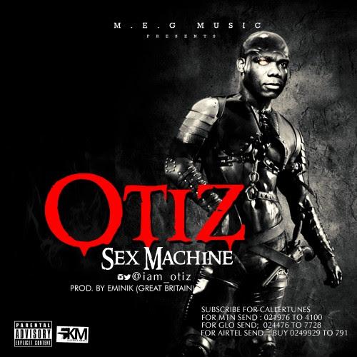 otiz sx machine 500x500 [Event] Watch Otiz   Séx Machine Release Party In Belgium