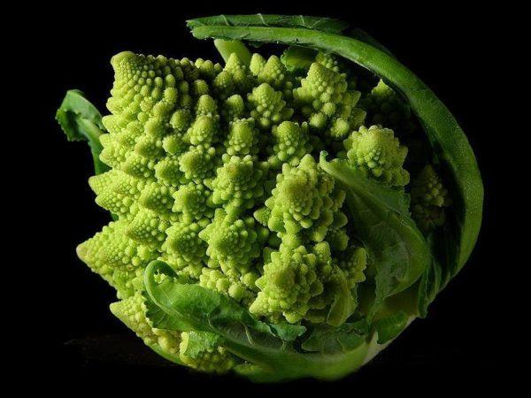 Romanesca (brocoli) - Wikipedia
