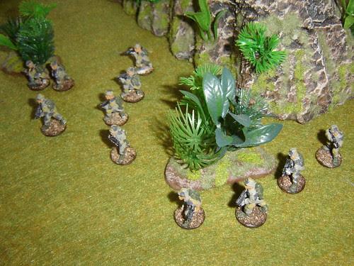 Sakhan Light Infantry