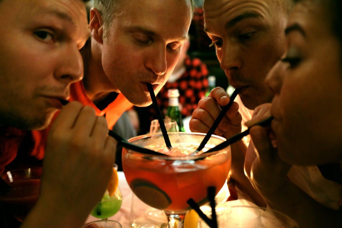 Myth #4: Alcohol kills your brain cells.