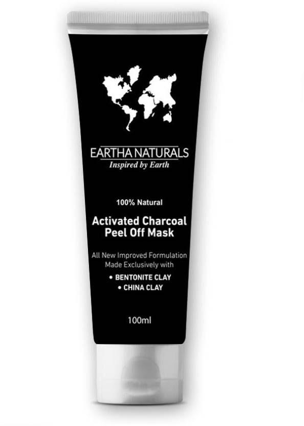 eartha naturals peel off 100  (100 ml)