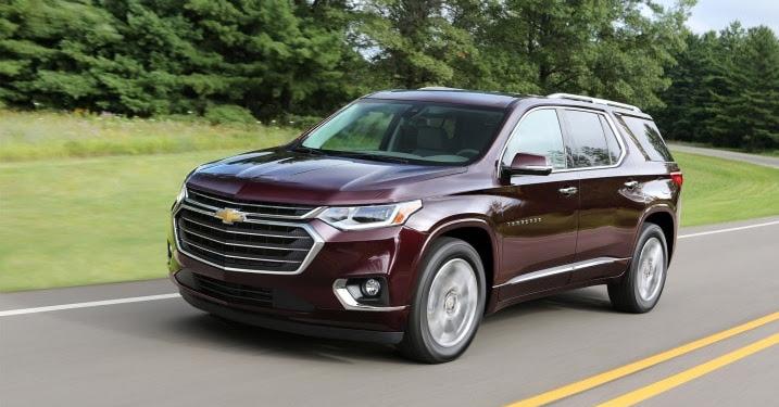 2019 Chevrolet Suv Models List
