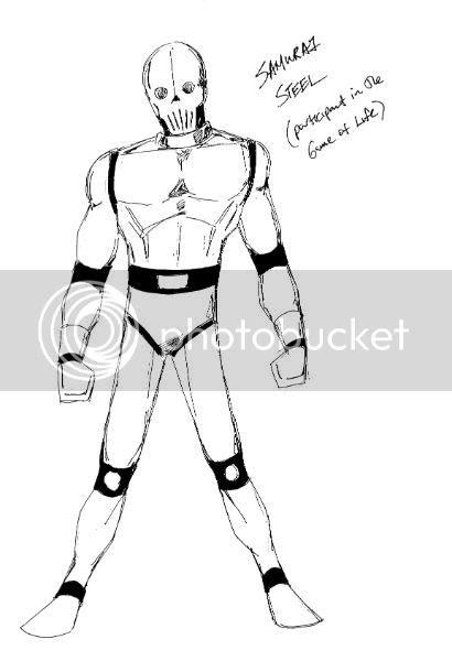 Samurai Steel - Armor