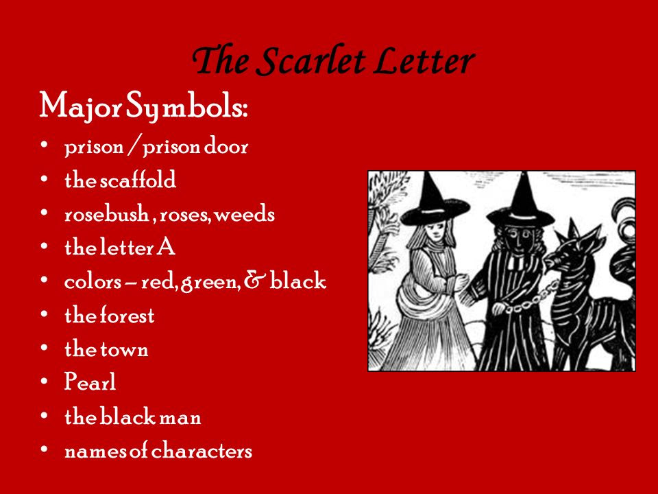 The Unifying Scaffold In The Scarlet Letter By Nathaniel Hawthorne