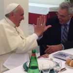 Pope High-Five
