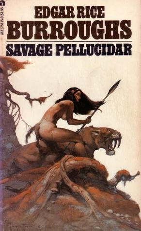 Savage Pellucidar (Pellucidar, #7)