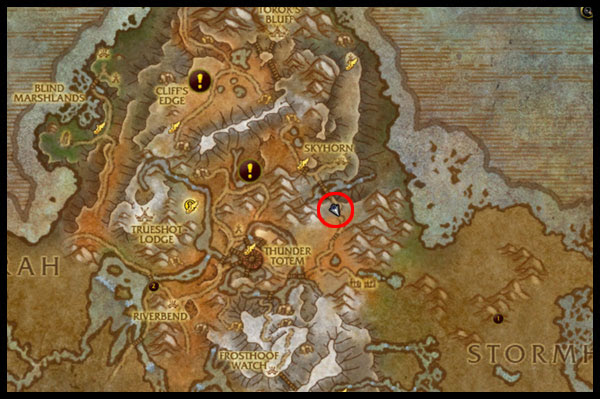 Legion Bonus Objectives Map