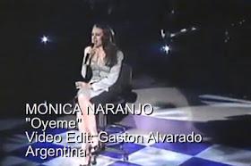 Mónica Naranjo - Óyeme