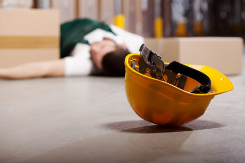 Accidents cause workplace injury claim