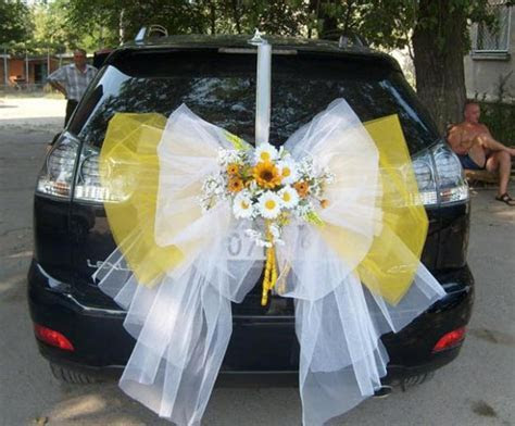 WEDDING COLLECTIONS: Wedding Car Decorations