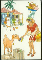 Kerschner Caribbean Classic Series card