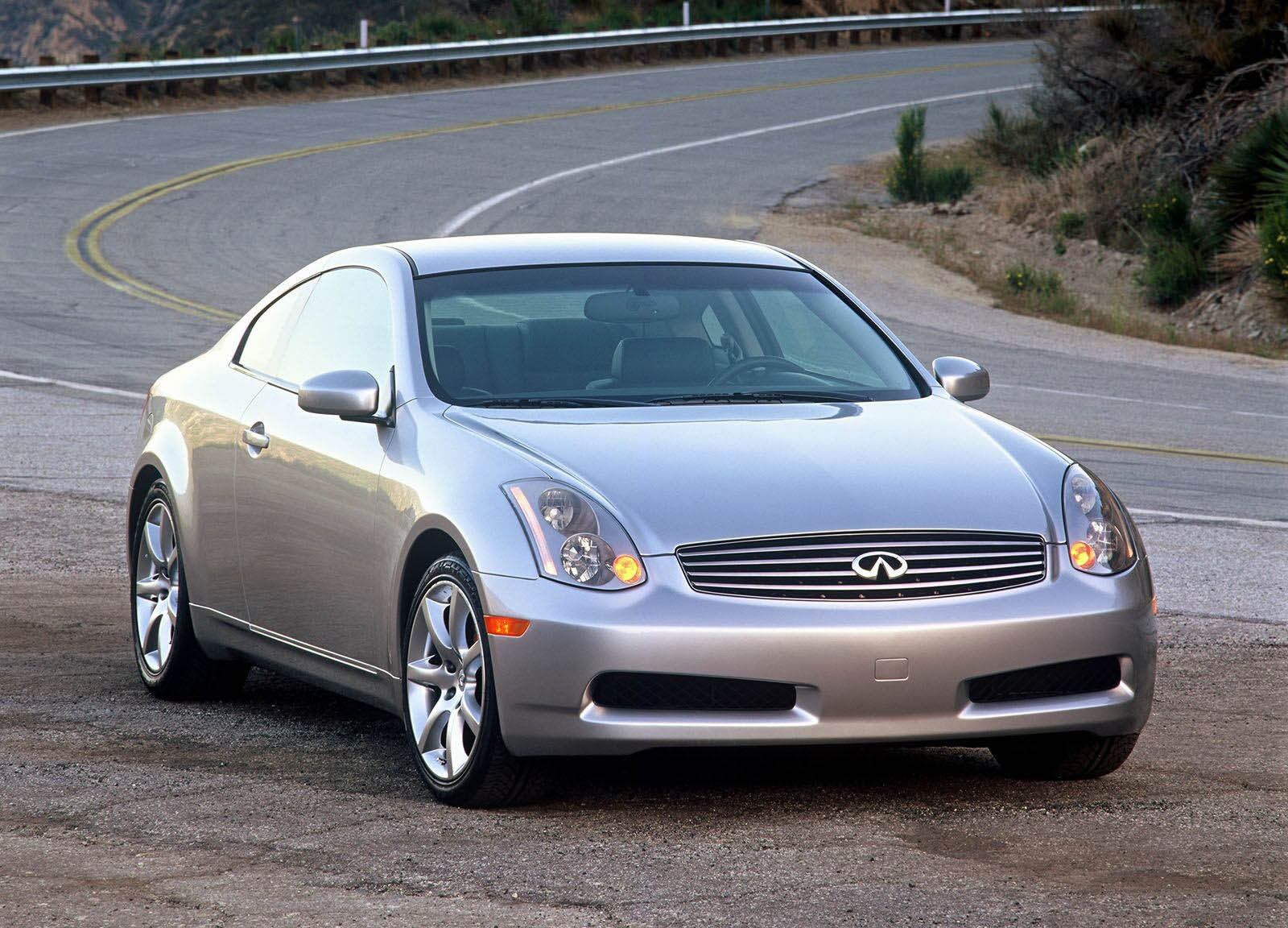 2003 Infiniti G35 Coupe Top Speed
