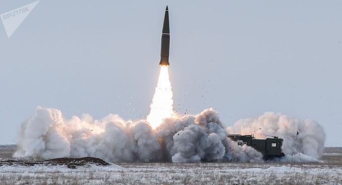 Forças terrestres da Rússia renovam todo arsenal com sistema de mísseis Iskander