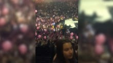 UK Incident at Ariana Grande Concert