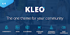 KLEO v4.3.13 - Pro Community Focussed, Multipurpose BuddyPress Theme