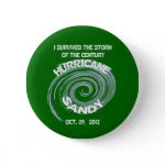 Hurricane Sandy Button