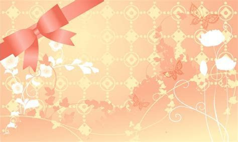 Wedding background vectors