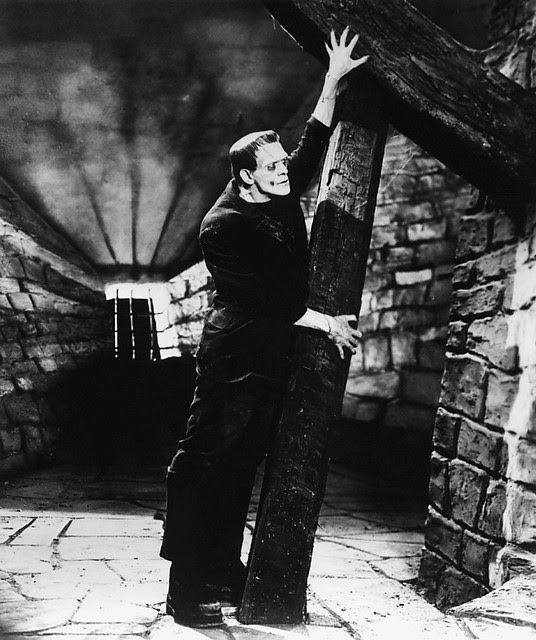 Frankenstein (Universal, 1931) 10